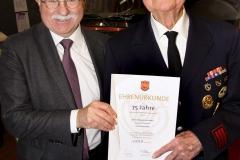 Jahreshauptversammlung LZ Steinhagen 2
