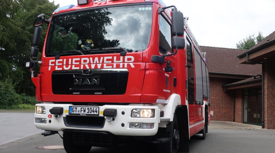 HLF 20 - LZ Brockhagen